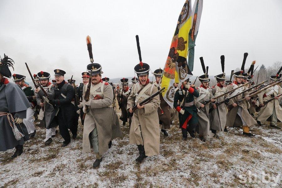 Как под Борисовом прошел второй день сражений на Березине 6