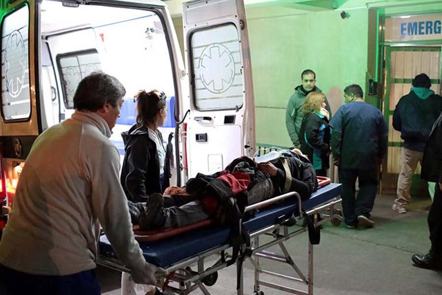 Из-за аномальных морозов вАргентине погибли семь человек