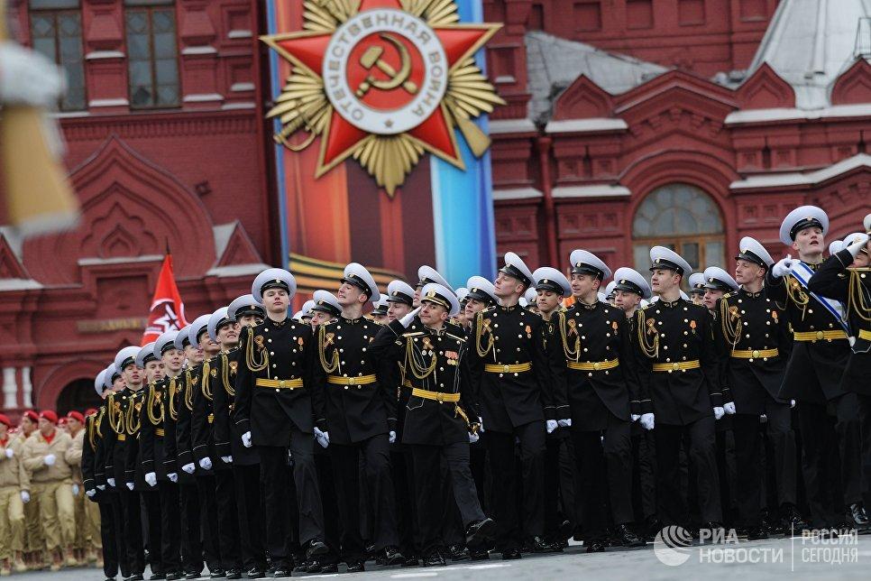 Минобороны Российской Федерации отменило выступление авиации наПараде Победы