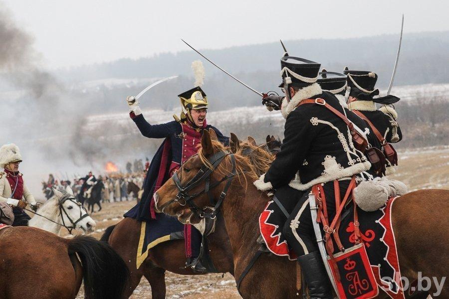 Как под Борисовом прошел второй день сражений на Березине 2