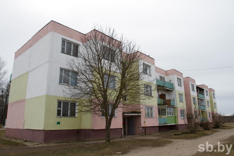 Дом коммерческого найма в деревне Горщевщина.