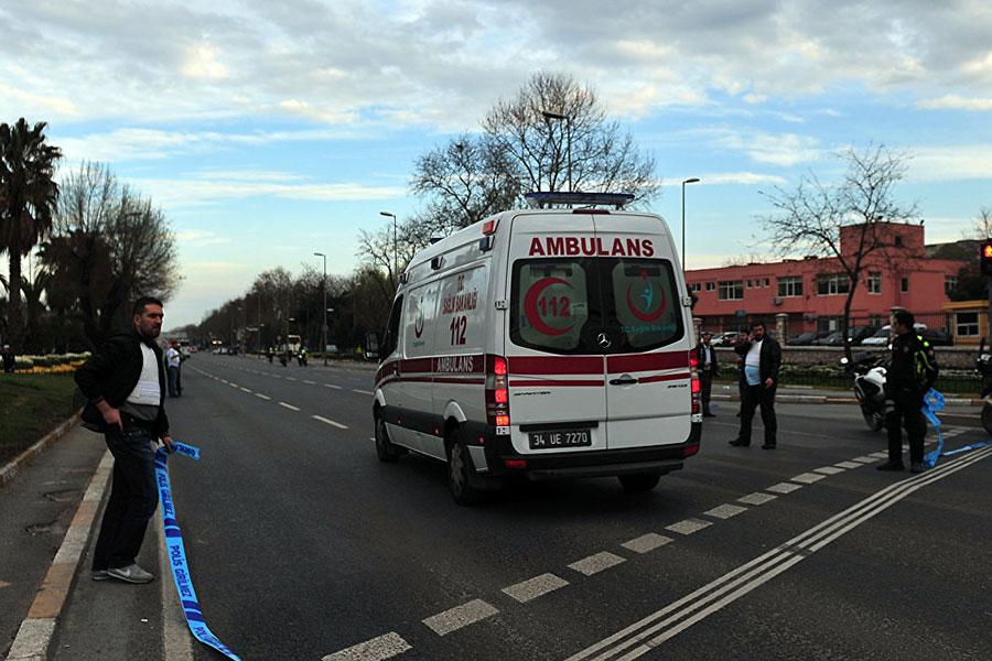 Туристический автобус попал вДТП вБалыкесире