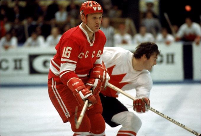 Хоккеист сборной СССР Владимир Петров скончался на69-м году жизни