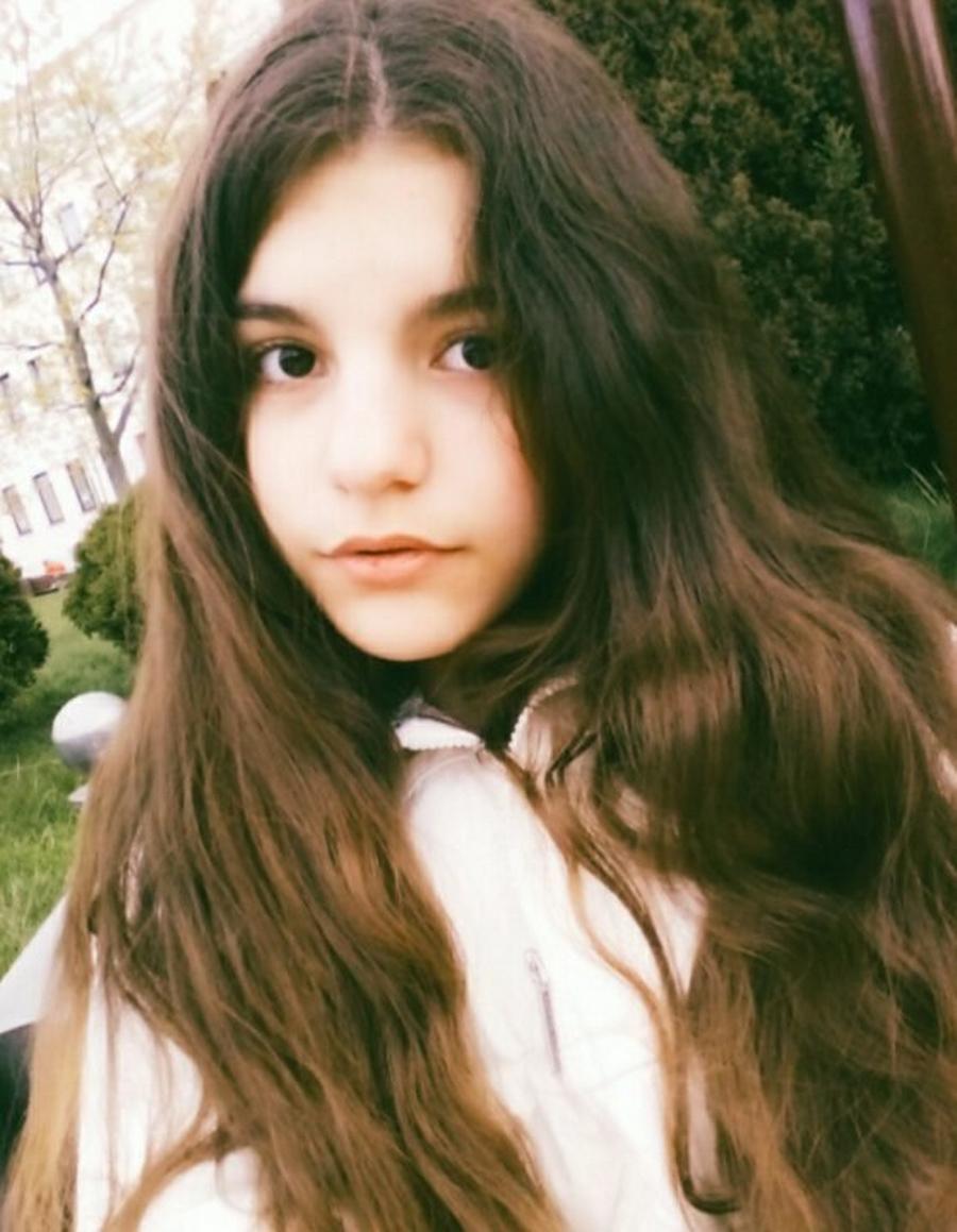 13летние девушки фото