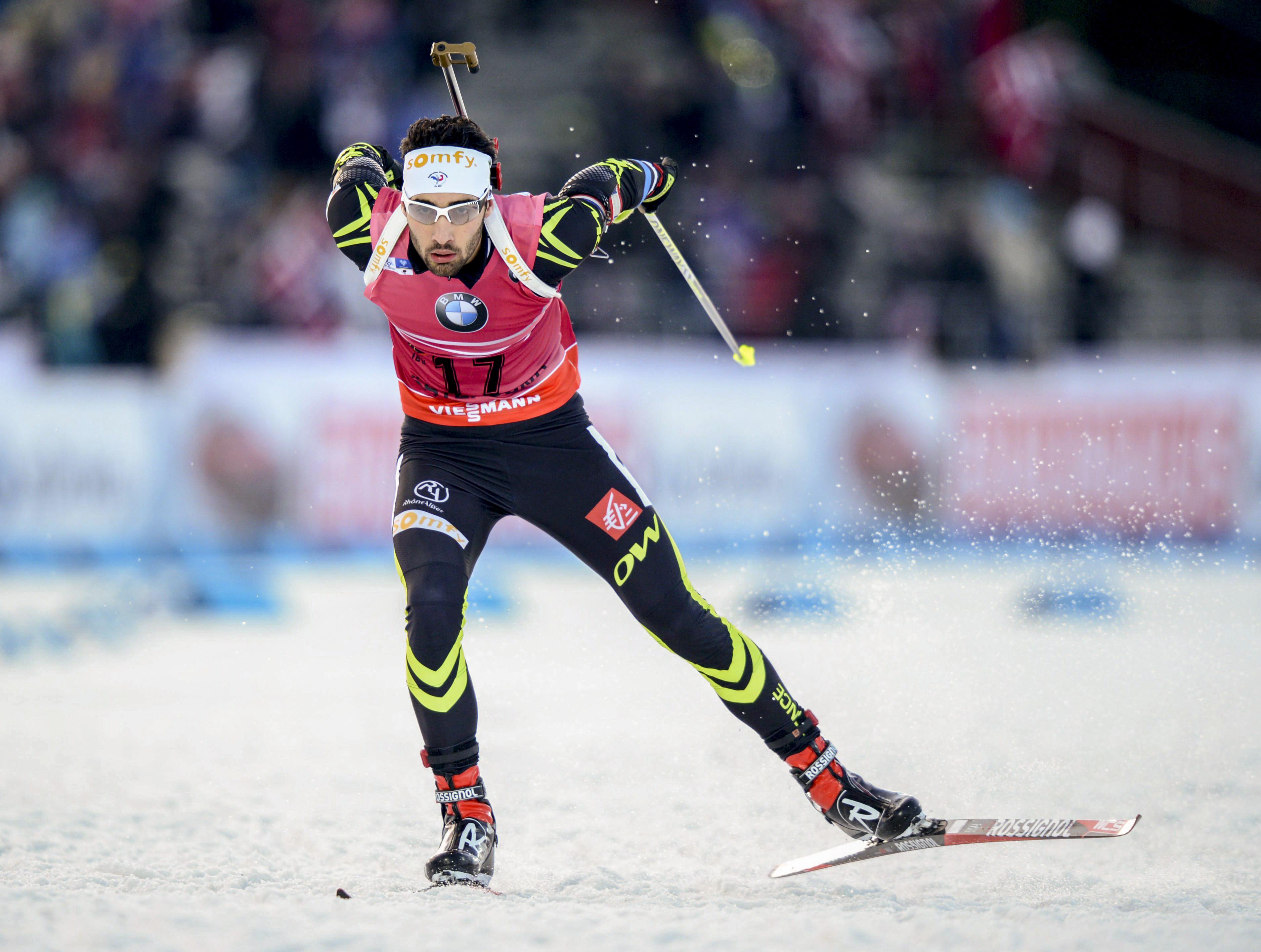 Йоханнес БоиМартен Фуркад поделили победу взачете индивидуальных гонок