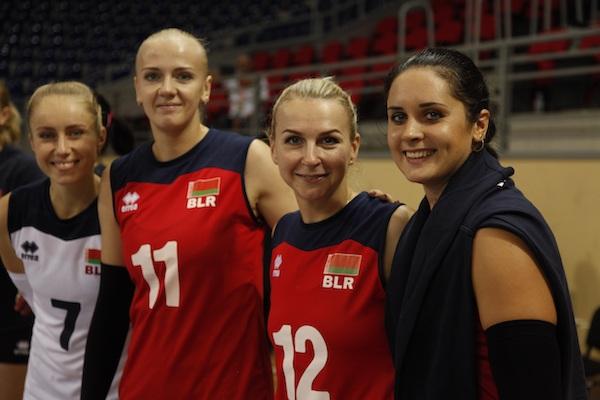 Белорусские волейболистки наЧЕ обыграли соперниц изХорватии