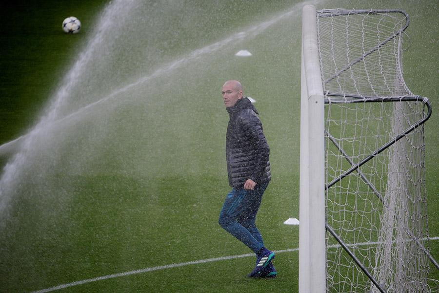 Состоятся еще два матча четвертьфинала Лиги чемпионов