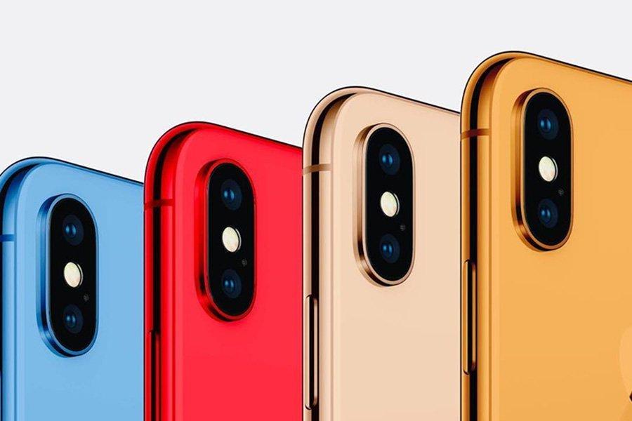 IPhone 2018 невыйдет вожидаемом цвете