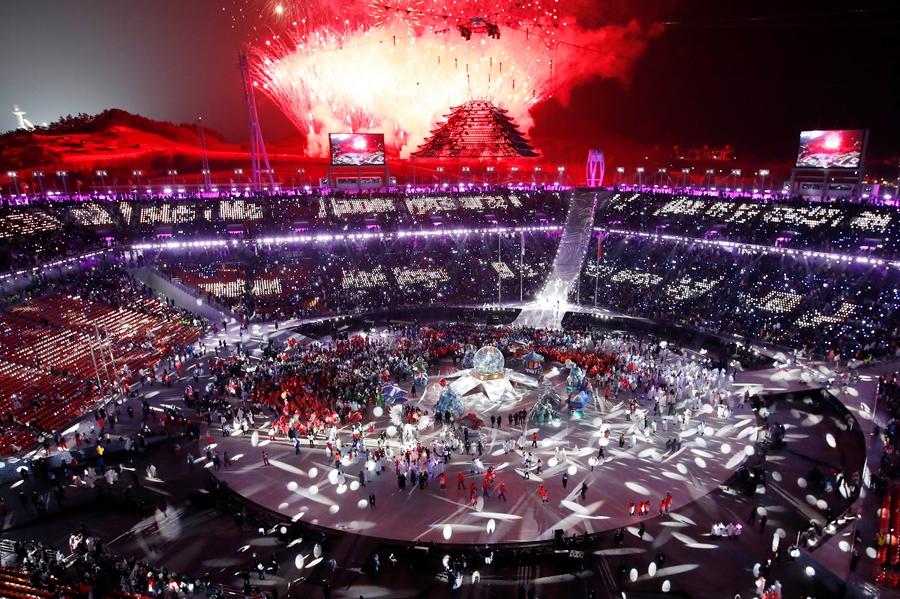 Олимпийский флаг передан делегации Пекина