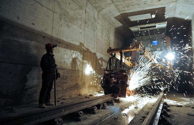 Встолице Китая началось строительство первой межрегиональной линии метрополитена