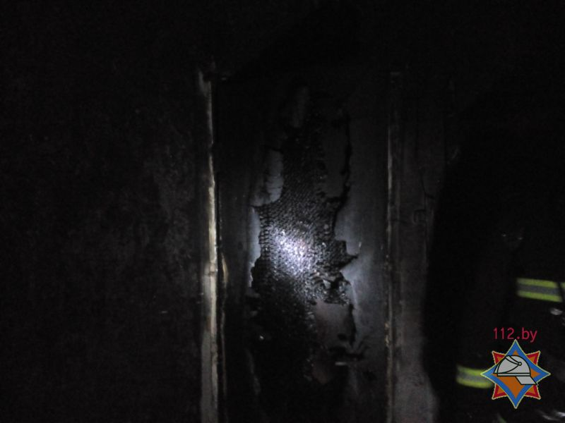 Сигнализация помогла избежать трагедии напожаре вобщежитии вГорках