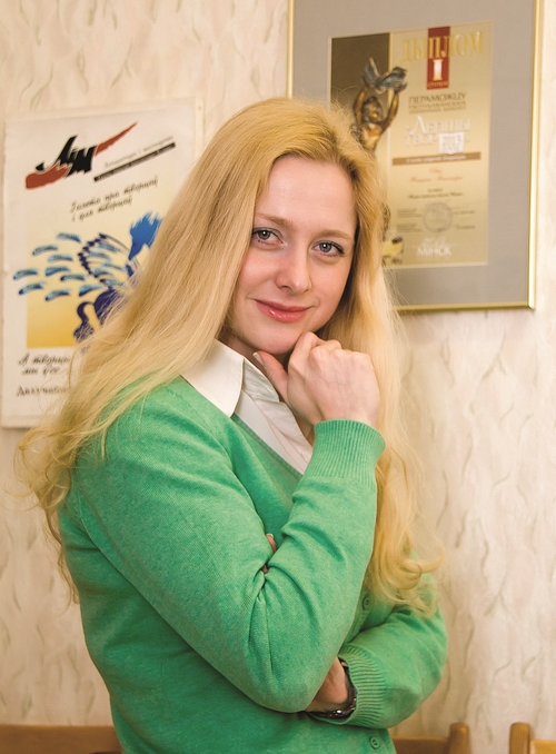 From 2005 to 2008 Tatiana Sivets was a postgraduate student of the Institute of Literature named after Y. Kolas and Y. Kupala of the National Academy of Sciences of Belarus, where she studied topic 'George G. Byron and Byronism in Belarusian poetry: translations and influences'