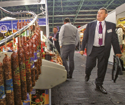 There was much to see and even to taste at the 20th International Prodexpo Trade Fair