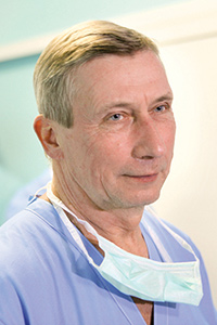 The Chief Cardio-surgeon  of the Health Ministry Yuri Ostrovsky