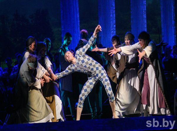 Театральный фестиваль «Березинская рампа» в 10-й раз соединил приверженцев искусства