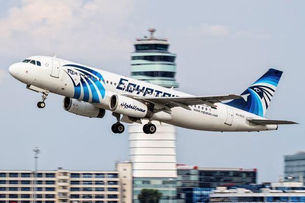 Найдены обломки разбившегося аэробуса EgyptAir