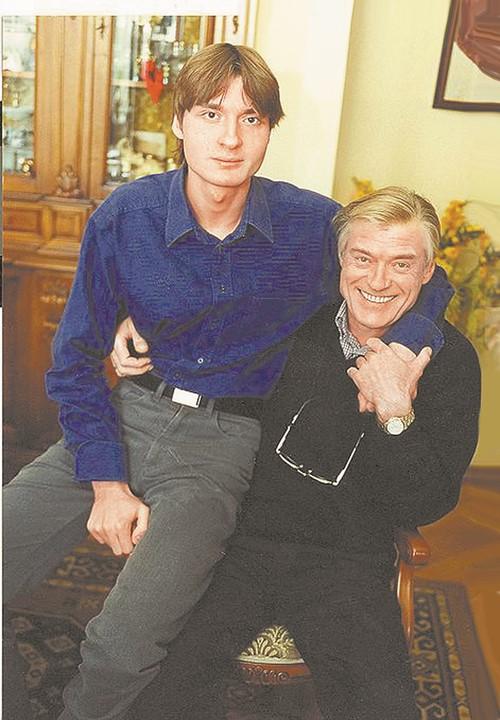 Борис Щербаков биография актера, фото, личная жизнь, его ...