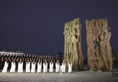 Belarus venerates the memory of all victims of the Great