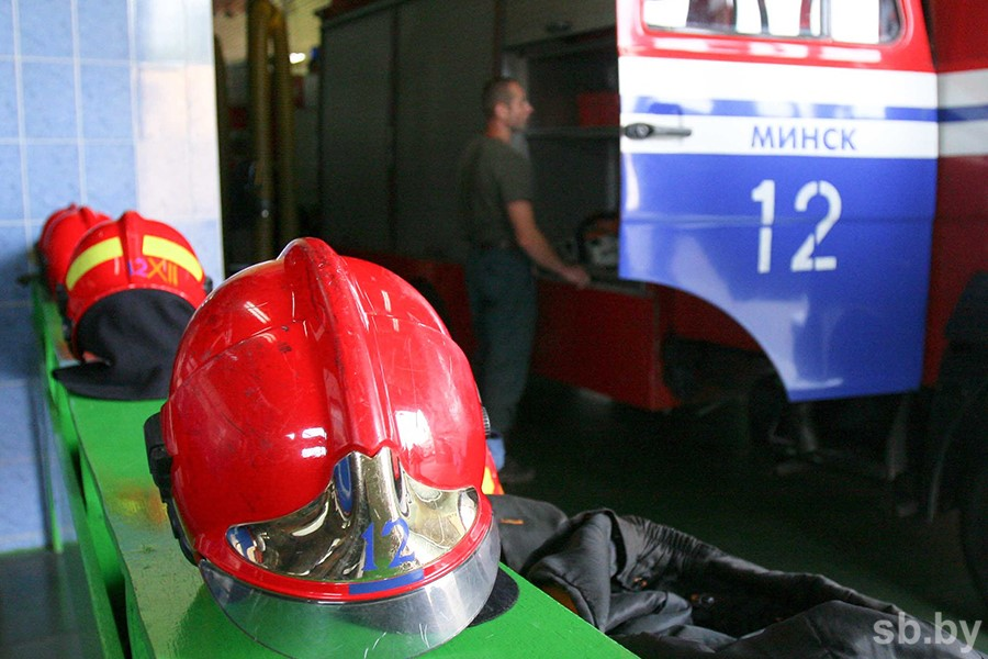 Сегодня вМинске изстуденческого общежития эвакуировали 200 человек