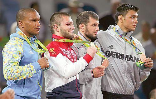 УБеленюка украли золотую олимпийскую медаль— Министр