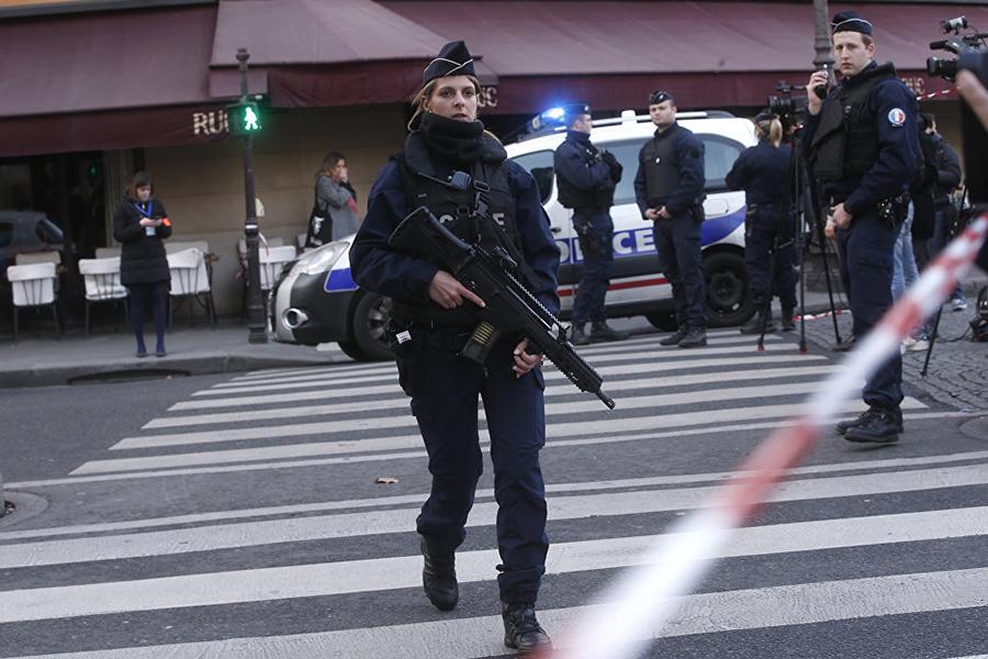Три человека задержаны воФранции поподозрению вподготовке теракта