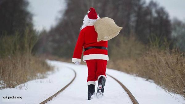Санта-Клаус ограбил банк вСША