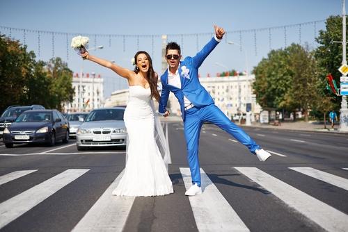 Тео и рыжикова свадьба