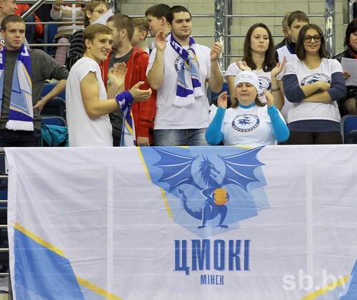 «Цмокі» вышли во 2-ой квалификационный раунд Лиги чемпионов