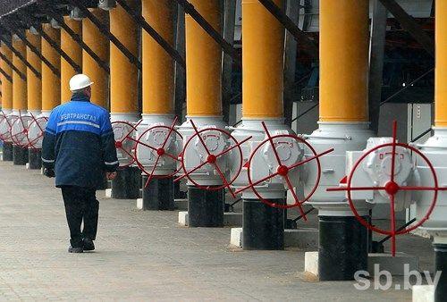 Газопровод Ямал--Европа остановлен для планового ремонта