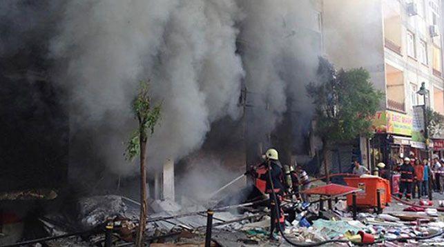 ВСтамбуле террористы атаковали полицейский участок иГенконсульство США