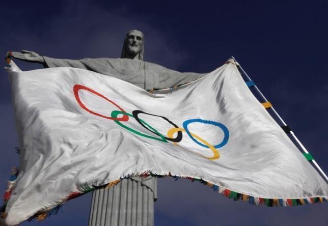 ВРио-де-Жанейро началась церемония открытия Олимпиады