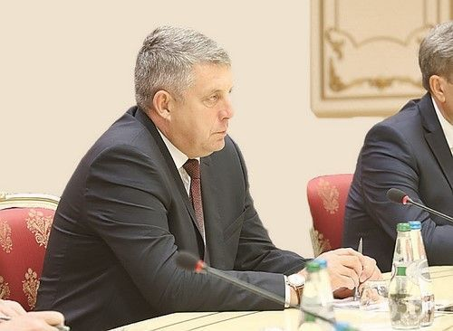 Александр Богомаз встретился сАлександром Лукашенко