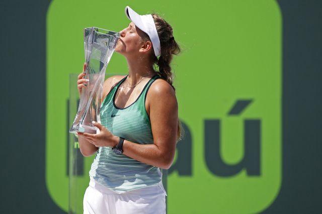 Кузнецова - в финале турнира в Майами