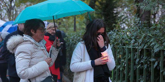Встолице франции проходят мероприятия впамять огодовщине терактов