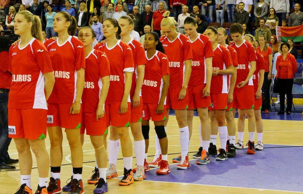 Белорусские баскетболистки рискуют непопасть начемпионат Европы