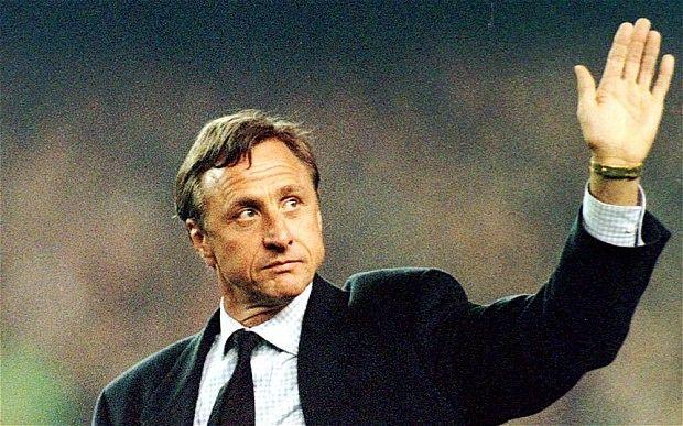 Известный футболист Йохан Кройф скончался отрака