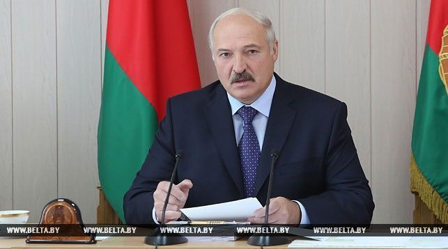 Лукашенко недоволен низкой продуктивностью развития Гродненской области