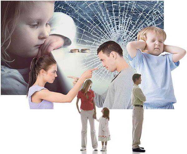разводят ли с ребенком до года