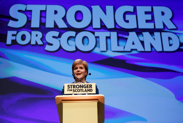 Попримеру Каталонии? Шотландия проведет очередной референдум онезависимости