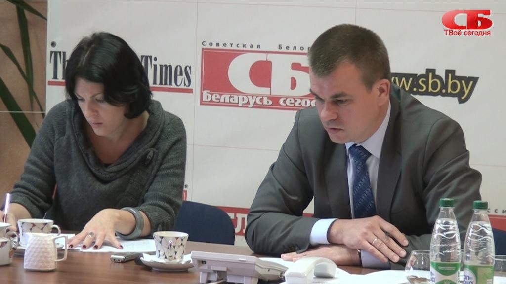 «Прямая линия» с министром юстиции Олегом Слижевским