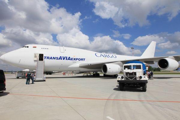 Беларусь отправила самолёт сгуманитарным грузом вЭквадор