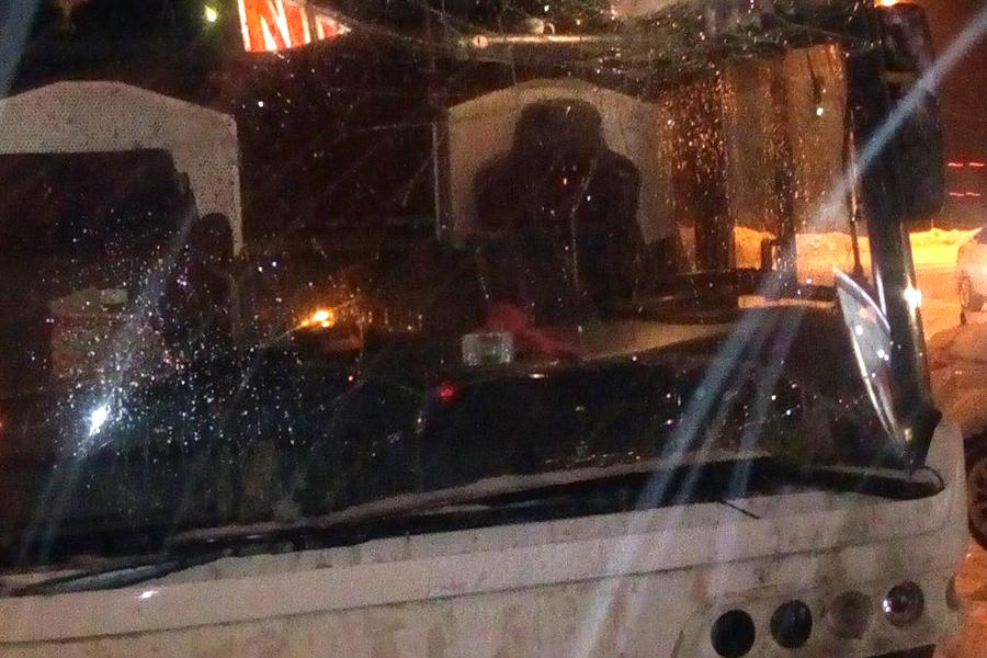 Витебский автобус спассажирами попал вДТП вСмоленской области