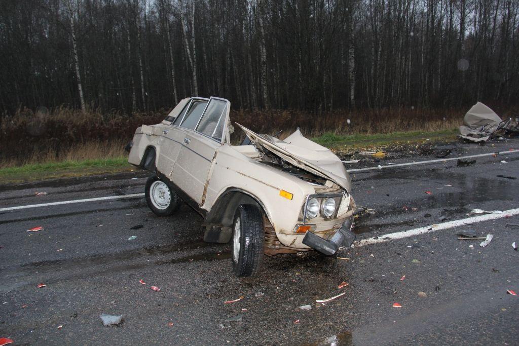 В ДТП в Витебском районе погиб житель Орши, фото-1