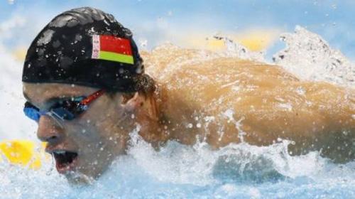 Повод для гордости: днепропетровский пловец— четырехкратный чемпион Европы