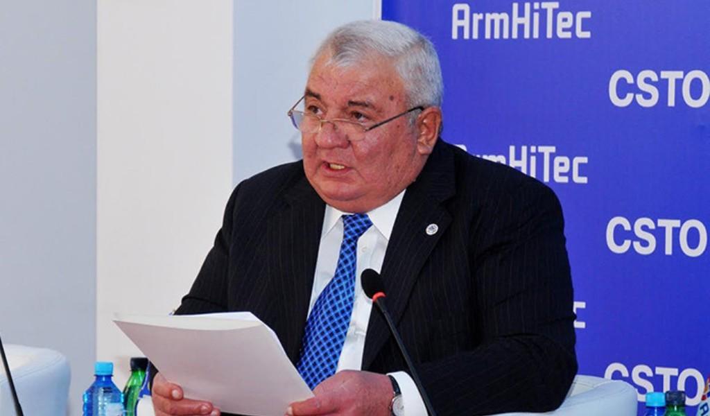 Глава Генштаба Вооруженных сил Армении Юрий Хачатуров возглавит ОДКБ