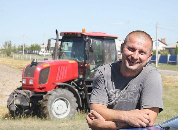 Уборка зерновых началась вИркутской области