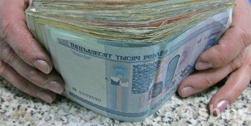 В декабре номинальная зарплата в Беларуси выросла на 10%