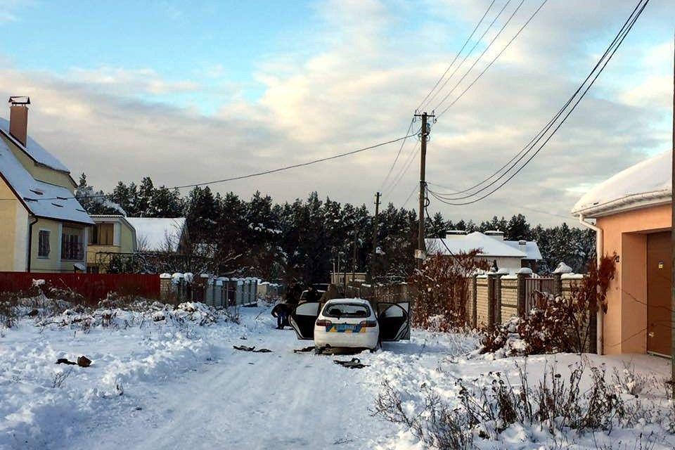 Нацполиция Украины поведала озадержании стрелявших вполицейских под Киевом