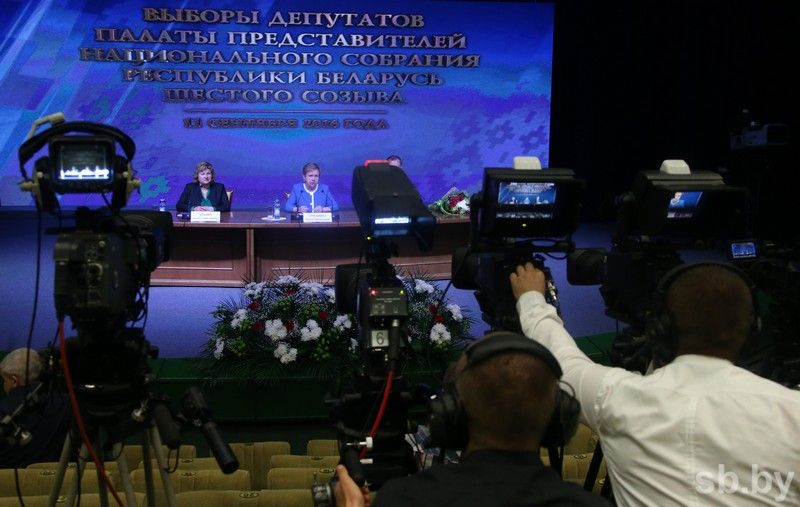 Явка в Минске до сих пор не превысила 50%
