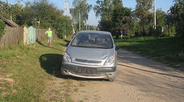 Нетрезвый шофёр под Пуховичами сбил насмерть бабушку свнуком